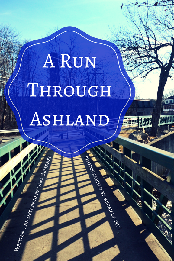 Book Cover- A Run Through Ashland