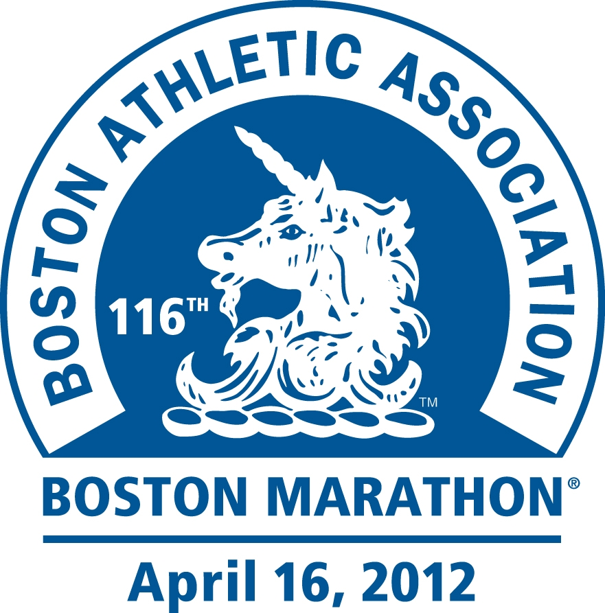 Boston Athletic Association - Boston Marathon - April 16, 2012