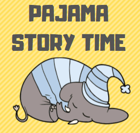 PJ Story Time graphic