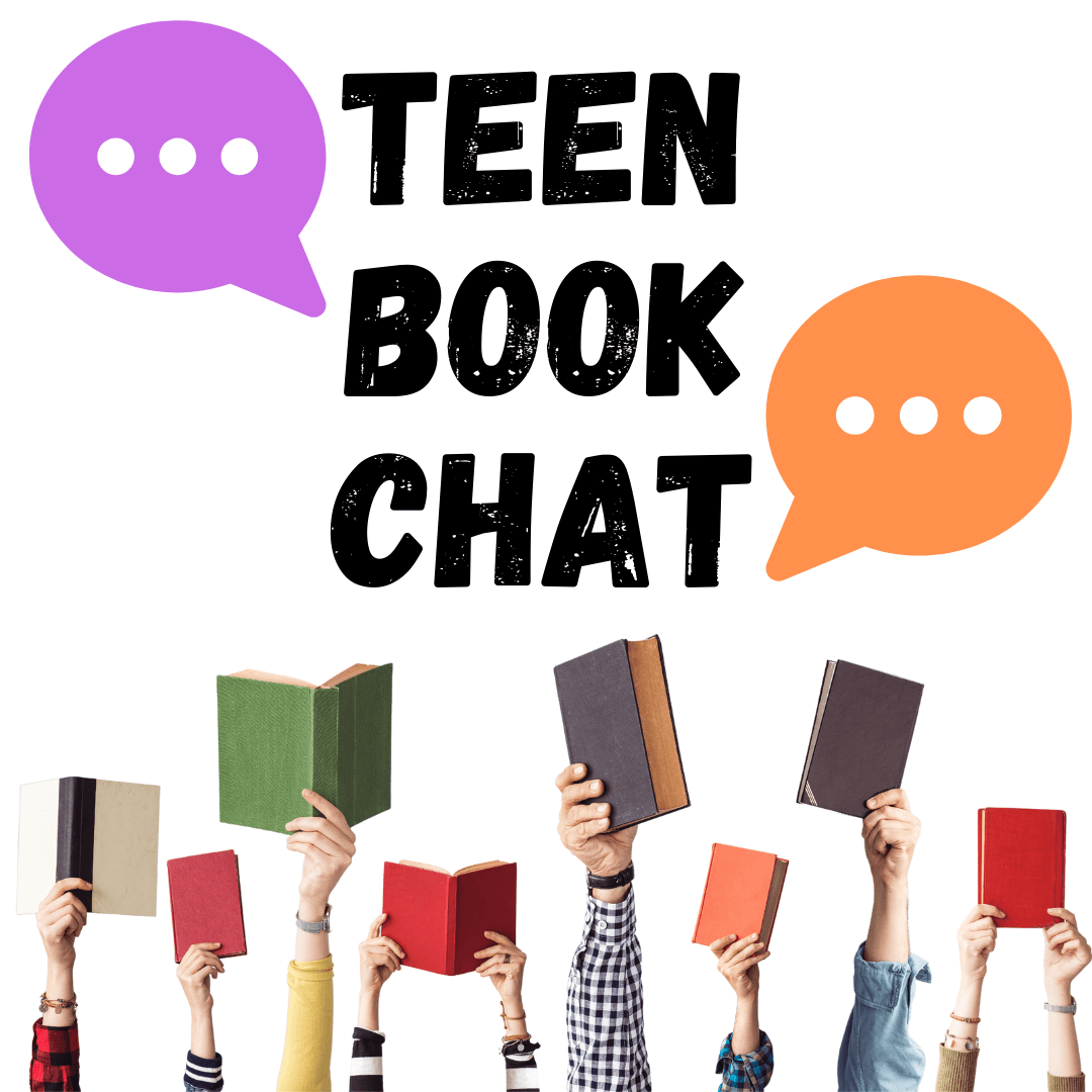 Teen book chat