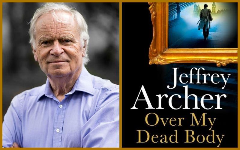Jeffrey Archer-collage