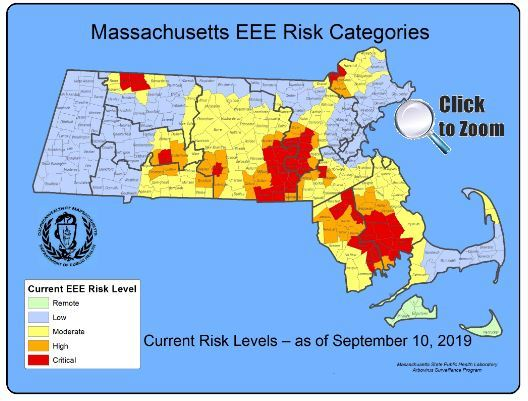 Risk - Map 9-10-2019