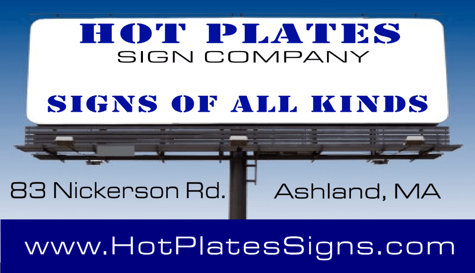 Hot Plates Sign Company