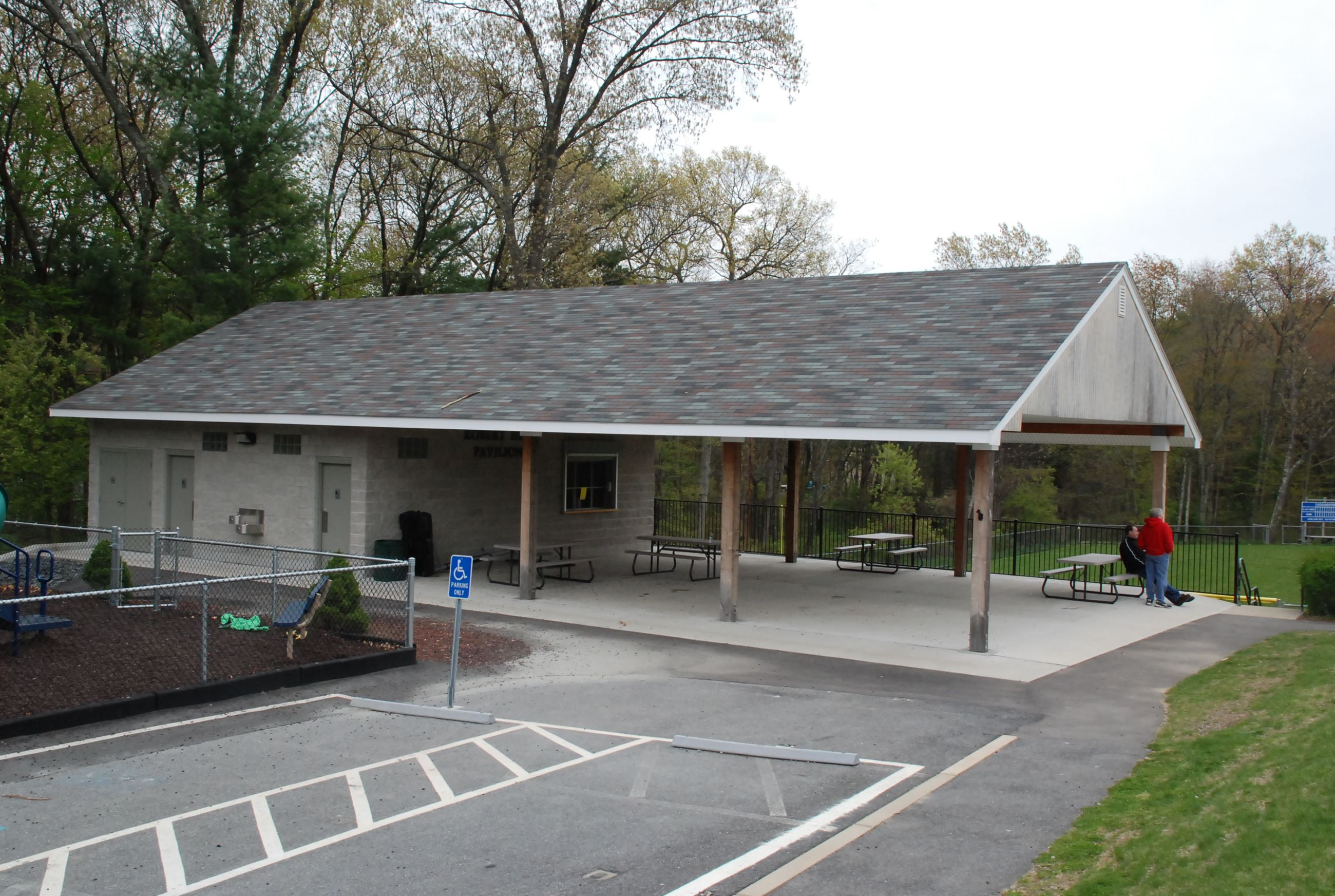 Community Center Pavilion